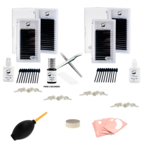 Kit Extension de Cils en Soie